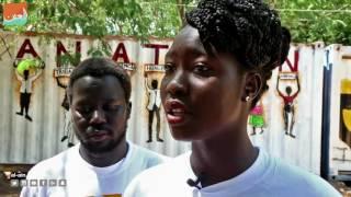 ثقافة  بالفيديو... شباب جنوب السودان يواجهون الحرب بالرسم والموسيقى