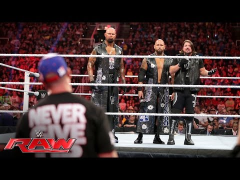 AJ Styles demands a public apology from Luke Gallows & Karl Anderson: Raw, June 20, 2016