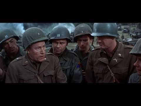 The Bridge At Remagen (1969) - HD Trailer [1080p]