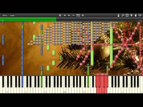 [Black MIDI] Synthesia - Z-Doc's Christmas Medley