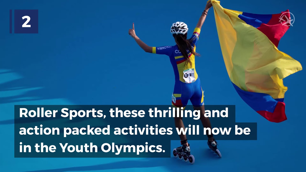 Four Sports Making Their Youth Olympic Games Debut