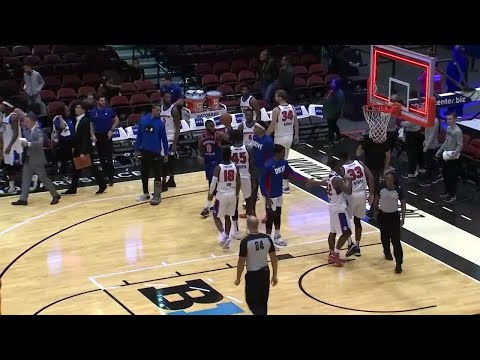 Westchester Knicks Vs. Grand Rapids Drive - Condensed Game