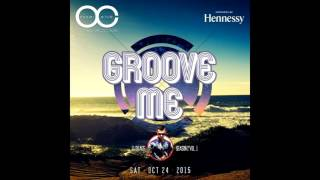 Dj Diass pres  GROOVE ME Vol.1 @ OSCAR CLUB October 2015 (Live Set)