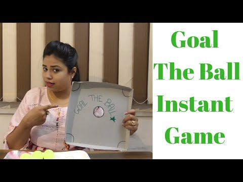 Kitty Party Instant Game Ideas Christmas New Year (Goal The Ball) 🎮 Prachi's Game Ideas
