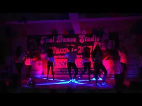 Taal Dance Studio Winter Grand Show Girls Group Performance  2017