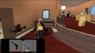 What is my luck!   Roblox Murder Mystery 2