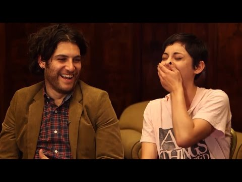 'Night Owls' SXSW Interview with Adam Pally and Rosa Salazar ...