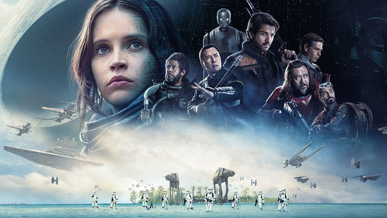 Jak nakręcono Star Wars: Rogue One