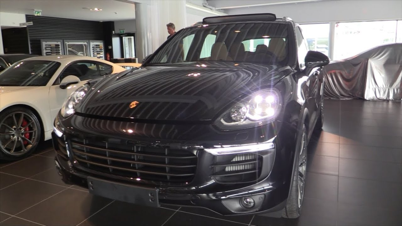 porsche cayenne 2016 in depth review interior exterior youtube