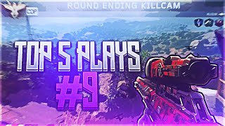FaZe Replays | Top 5 Plays Episode #9!