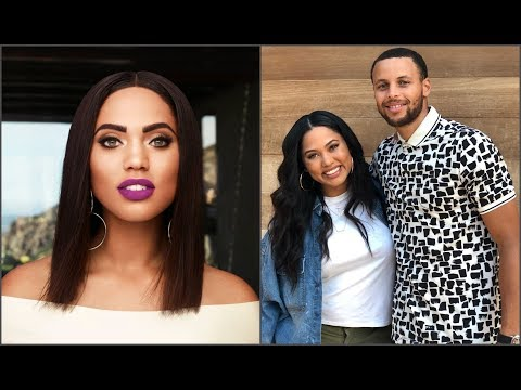 NBA Player Steph Curry's Wife Ayesha WORRlED He Will Leave For A Groupie
