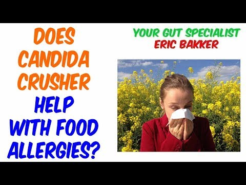 Can Food Allergies Resolve After The Candida Crusher Program?