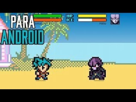 Dragon Ball Z Devolution - On Android