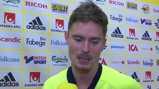 """Lustig och Larsson överens: """"Vigge borde varit nominerad"""""""