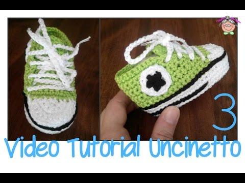 Tutorial Adidas Uncinetto