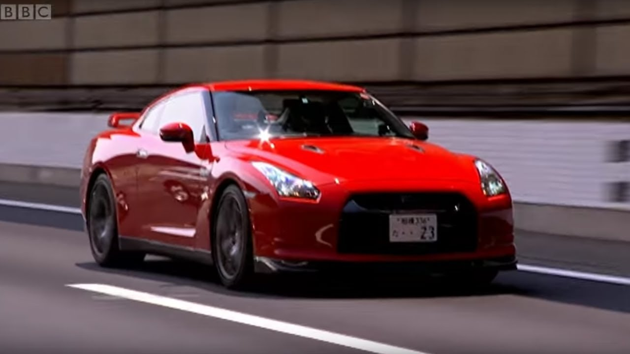 Nissan GTR vs Bullet Train: Race Across Japan (Part 2) | Top Gear