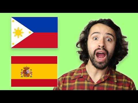 Can Filipinos speak Spanish? History and Reaction to Spanish in the Philippines