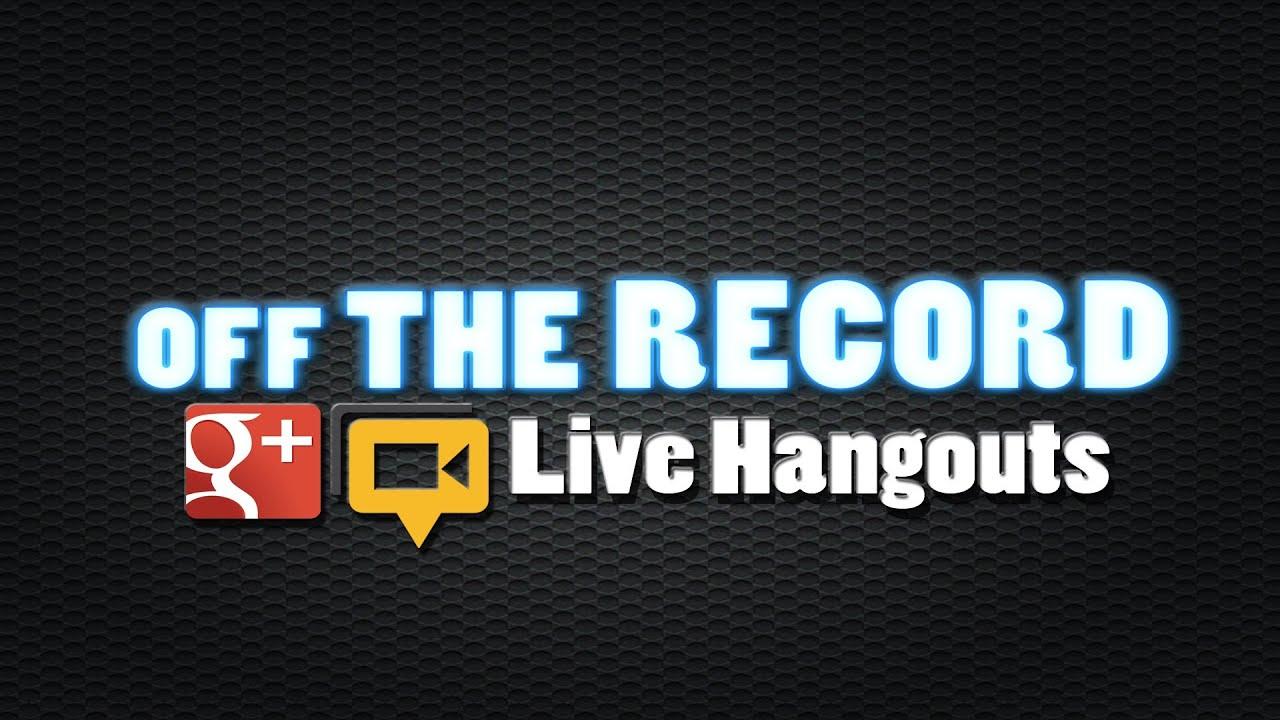 how to make a google hangout live