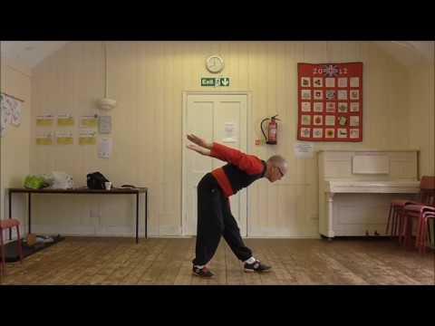 Li (Lee) Family Style K'ai Men: Lesson 2. (Taoist Yoga/Chi Kung)