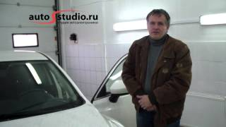 Попытка угона Mazda 6 - Отзыв клиента Autostudio