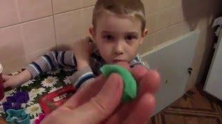 Пластилин Play-Doh - делаем дома!!!! /Детский развивающий канал/Мастер-класс//