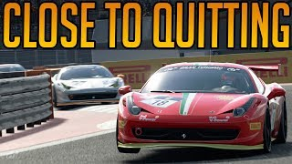 Gran Turismo Sport: Close to Quitting, Thankfully Didn't