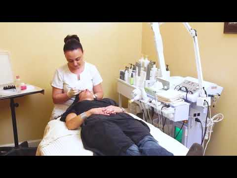 Microblading at Remedi Spa in Staten Island, NY - YouTube