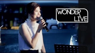WONDER LIVE: LYn(린)_I Like This Song(이 노래 좋아요) +SONG FOR LOVE(송 포 러브)+Short Medley of 5 songs