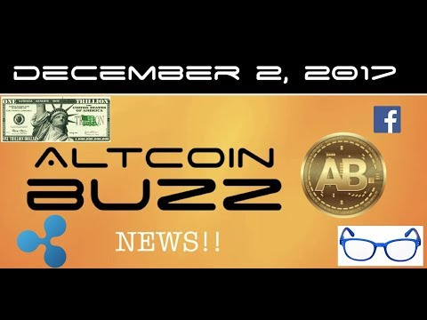 Altcoin News - Trillion Dollars in Market Cap, Buy XRP, Facebook Cryptocurrency