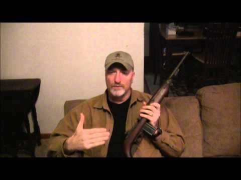 SHTF/Survival Rifle: US M1 Carbine