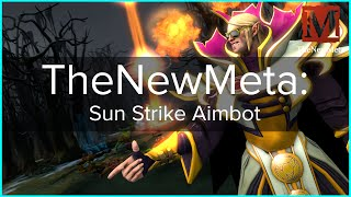 TheNewMeta: Sun Strike Aimbot