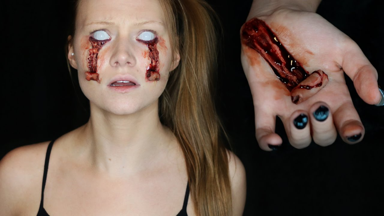 Keep your EYES PEELED   Special FX Series Tutorial - YouTube