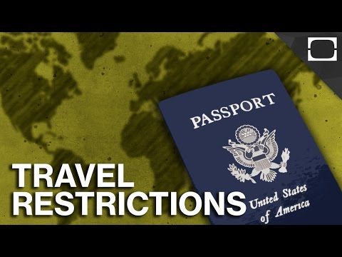 Thumbnail: Which Countries Can't You Visit?