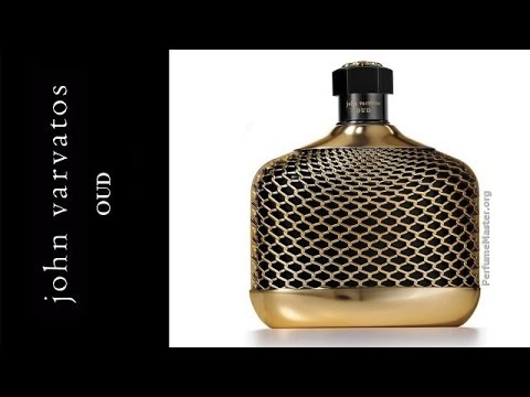 John Varvatos - Oud Fragrance - YouTube
