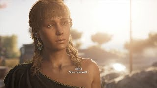 Assassin's Creed Odyssey Diona Romance (Kassandra)