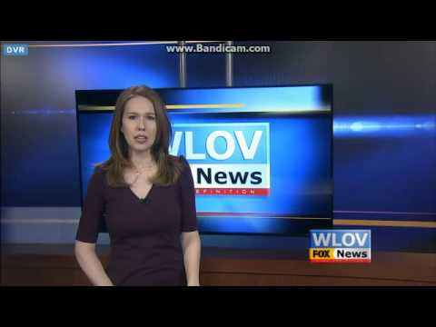WLOV: WLOV FOX News At 9pm Open--2016