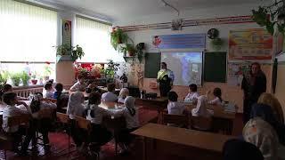 Семинар учителей родного языка   урок Маликовой Марьям Ахмедовны 2018