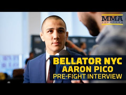 MMA Prodigy Aaron Pico Believes He Can Be World Champion in Boxing, Too - MMA Fighting