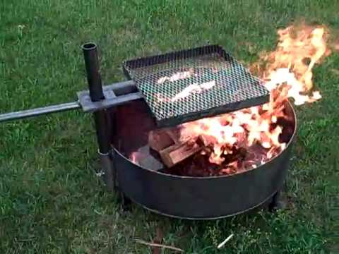 com portable fire pit on wheels menards gas diy home depot canada