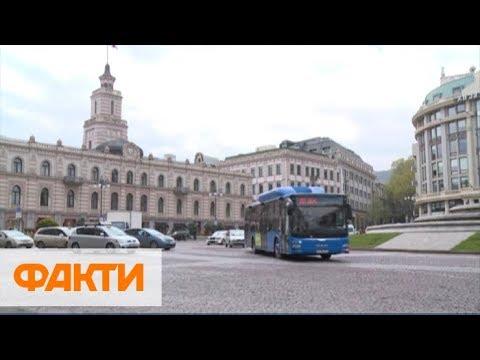 Новые развязки и экологически чистые автобусы: как в Грузии обновляют транспорт