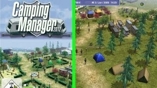 Camping Manager 2012 Gameplay PC HD
