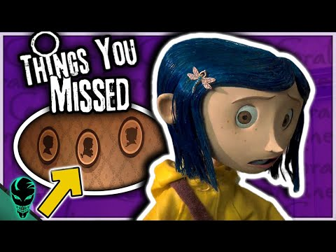 30 Things You Missed in Coraline (2009)