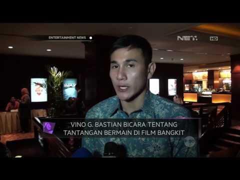 Cerita Seru Tantangan Peran Vino G Bastian di Film Bangkit