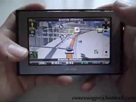 atualiza o de gps mio moov c560 igo8 com 4 mapas e radares rh youtube com