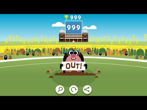 How To Cheat And Get Your Desired Score Google S Cricket Game Doodle