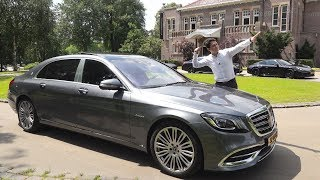 2018 Mercedes S Class Maybach - Drive Review S560 V8