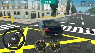 City driving 2018 (by oleg barkov ) Gameplay