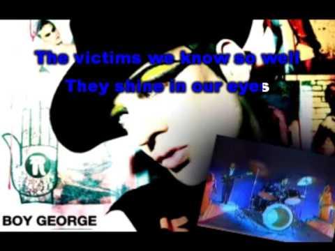 Karaoke - Culture club Victims filmato