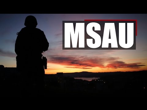 MSAU | Marine Security Guard Security Augmentation Unit