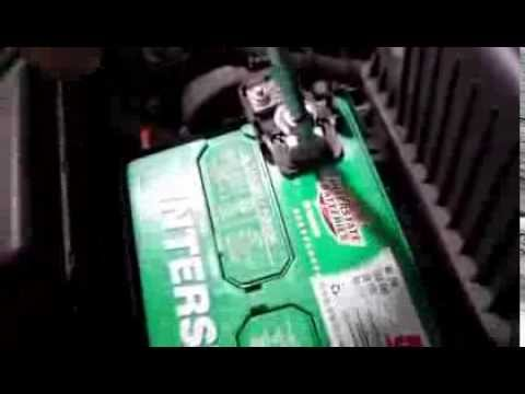 How To Replace The Battery On A Hyundai Youtube